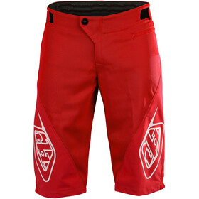Troy Lee Designs Sprint Cycling Shorts Men red